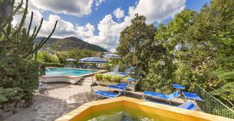 Hotel Vittoria - Ischia - Pool