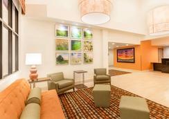 Days Inn & Suites by Wyndham Tucson/Marana - Τουσόν - Σαλόνι ξενοδοχείου