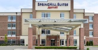 SpringHill Suites by Marriott Detroit Metro Airport Romulus - רומולוס