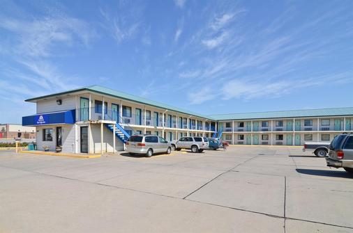 Americas Best Value Inn - Lincoln - Lincoln - Building