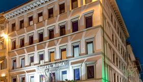 Hotel Roma - Florence - Gebouw