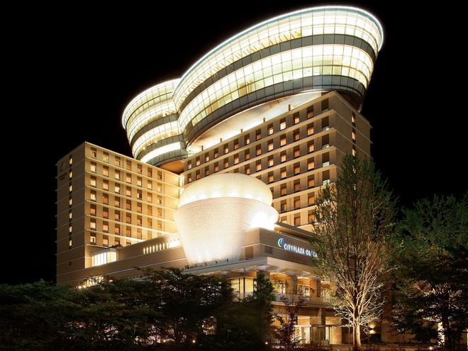 City Plaza Osaka - Ōsaka - Edificio