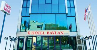 白蘭椰合酒店 - 伊士麥 - 伊茲密爾 - 建築