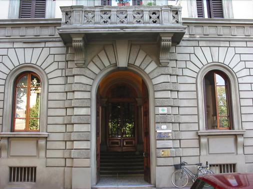 Hotel Fedora - Florence - Toà nhà