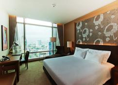 Eastin Grand Hotel Sathorn - Banguecoque - Quarto