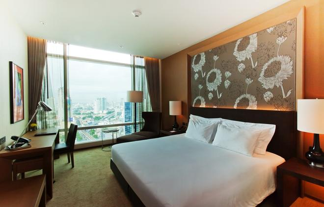 Eastin Grand Hotel Sathorn - Bangkok - Bedroom