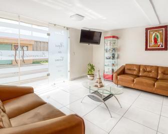 Hotel tollan - Cholula - Obývací pokoj