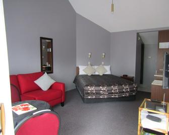 Gateway Motor Lodge - Tahoraiti - Bedroom