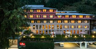 Honeymoon Inn - Manali - Building