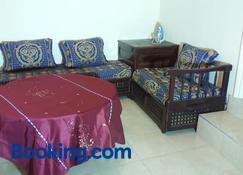 Appartement alhoceima - Al-Husajma - Pokój dzienny