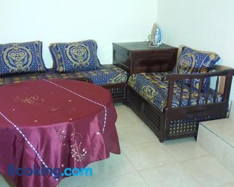 Appartement alhoceima - Al-Hoceima - Wohnzimmer