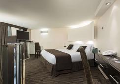 貝斯特韋斯特普拉斯環球酒店 - 羅馬 - 羅馬 - 臥室