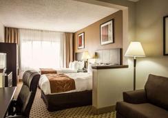 Comfort Suites - Lumberton - Bedroom