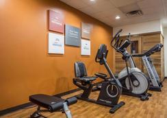 Comfort Suites - Lumberton - Gym