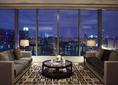 Shanghai Marriott Hotel Riverside - Shanghai - Living room