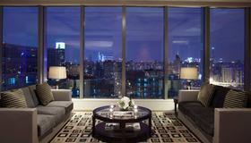 Shanghai Marriott Hotel Riverside - Shangai - Sala de estar