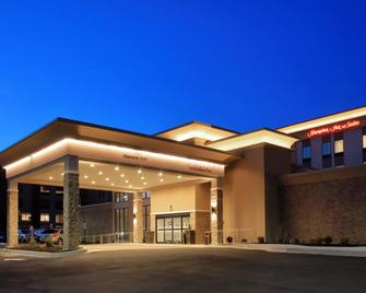Hampton Inn & Suites by Hilton Baltimore/Aberdeen, MD - Aberdeen - Gebäude