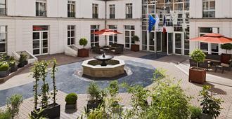 Hôtel Vacances Bleues Villa Modigliani - París - Edificio
