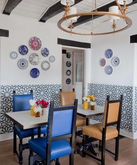 卡薩拉古納溫泉酒店 - 拉古拿海灘 - 拉古納海灘 - 餐廳