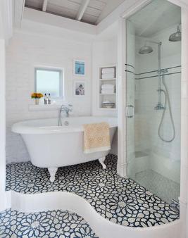 卡薩拉古納溫泉酒店 - 拉古拿海灘 - 拉古納海灘 - 浴室