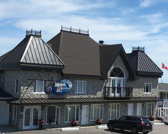 Motel Belvédère - Saint-Siméon - Building