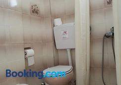 Alkyon Hotel - Kamari - Bathroom