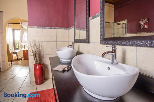 Abangane Guest Lodge - Hazyview - Bathroom
