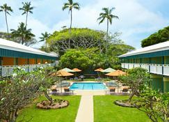 Kauai Shores Hotel - Kapaa - Piscina