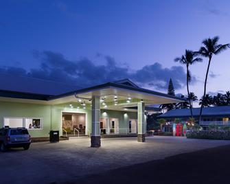 Kauai Shores Hotel - Kapaa - Gebäude