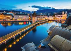 Des Alpes - Lucern - Lobby
