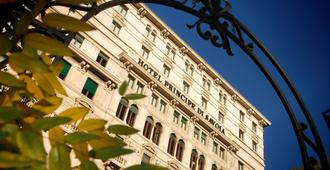 Hotel Principe Di Savoia - Dorchester Collection - Milaan - Gebouw