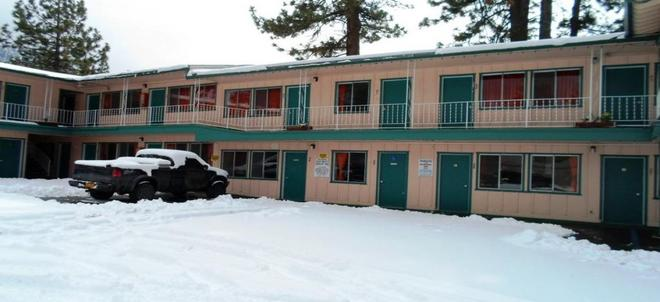 Stateline Economy Inn & Suites - South Lake Tahoe - Edificio