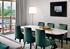 Address Montgomerie - Dubai - Dining room