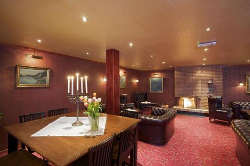 Best Western Laegreid Hotell - Sogndal - Lobby