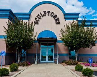 Best Western Plus Brandywine Inn & Suites - Monticello - Gebäude