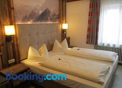 Zeller-Hof - Ruhpolding - Phòng ngủ