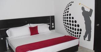 Hotel Psa Sport - Santiago de Cali - Habitación