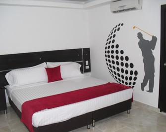Hotel Psa Sport - Кали - Спальня