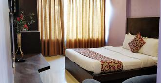 Hotel Kamran Residency - Mumbai - Bedroom