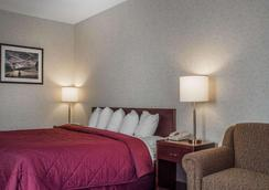 Quality Hotel & Suites - Woodstock - Schlafzimmer