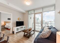Heaven in Charlotte Furnished Apartments - Charlotte - Sala de estar