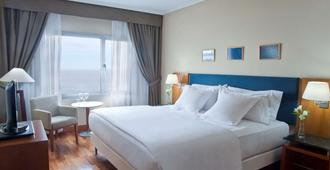 NH Montevideo Columbia - מונטווידאו - חדר שינה