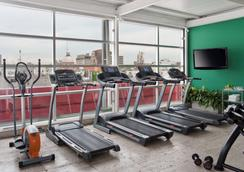 NH Montevideo Columbia - Montevideo - Gym