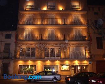 Restaurante Hotel Tall De Conill - Capellades - Building