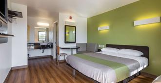 埃爾帕索東6號汽車旅館 - 厄爾巴索 - 臥室