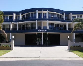 Apollo Apartments - Merimbula - Rakennus