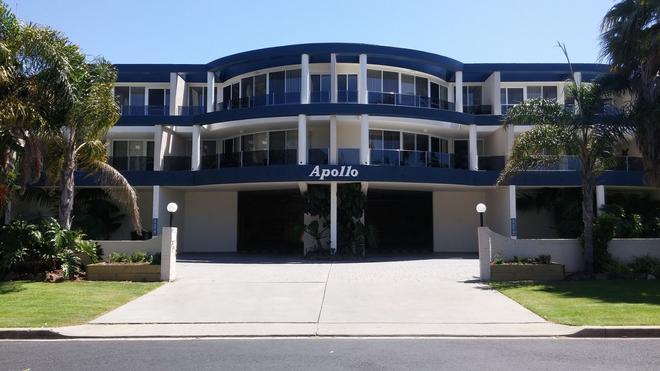 Apollo Apartments - Merimbula - Κτίριο