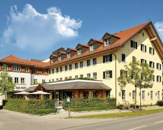 Hotel Zur Post Aschheim - Aschheim - Building