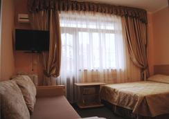Argo Hotel - Lazarevskoye - Bedroom