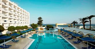 Mitsis Grand Hotel Beach Hotel - רודוס (עיר) - בריכה